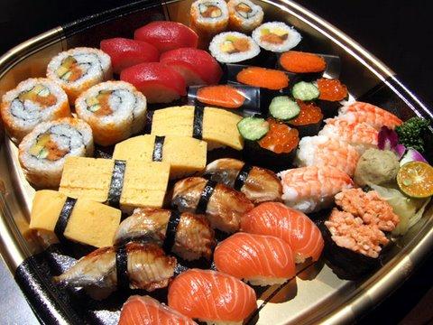 система минус 60, суши, суши и диета