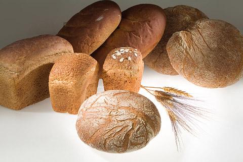 хлеб в отрубями