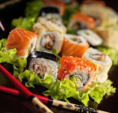 диета и суши