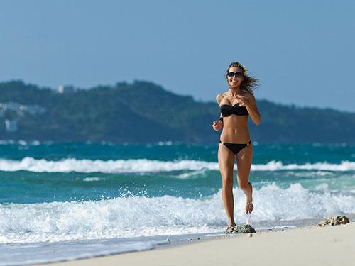 похудеть с помощью бега