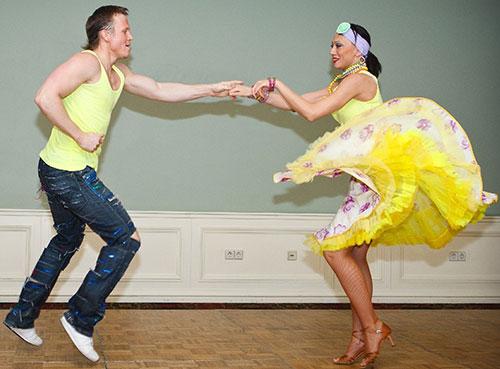 похудеть с помощью танцев